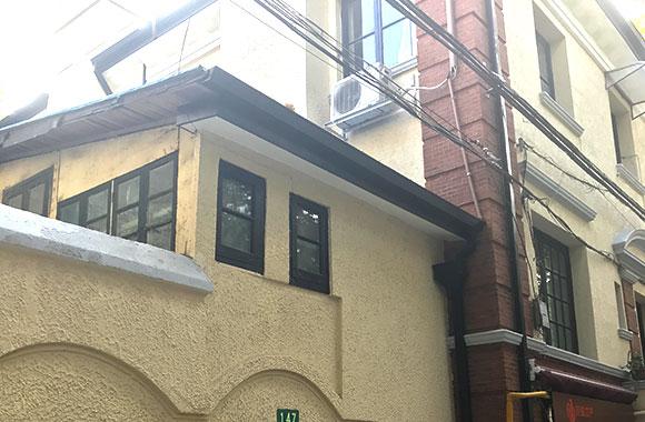 延庆路147号——施工后